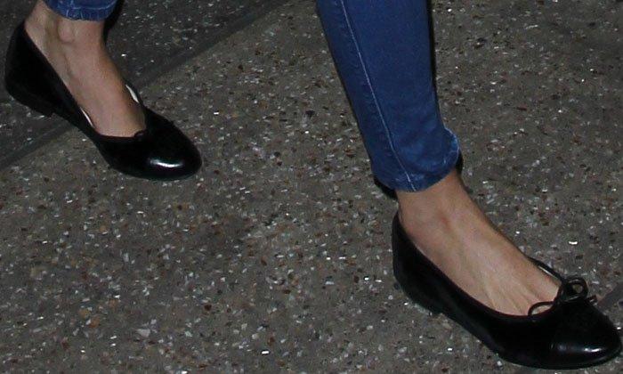 Miranda Kerr LAX Chanel 3