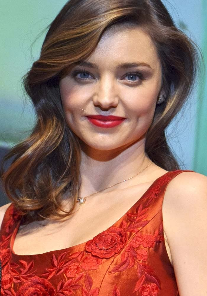 Miranda Kerr Samantha Thavasa Casadei 1