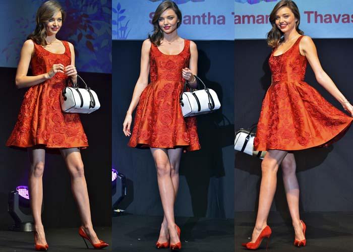 Miranda Kerr Samantha Thavasa Casadei 2