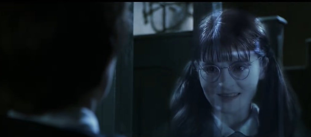 Daisy Ridley told her classmates she played the Harry Potter character Moaning Myrtle