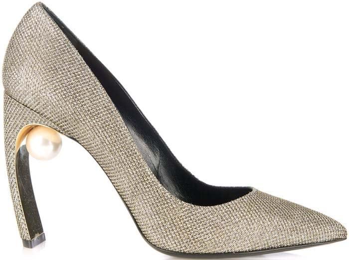 Nicholas Kirkwood Maeva Pearl Heels