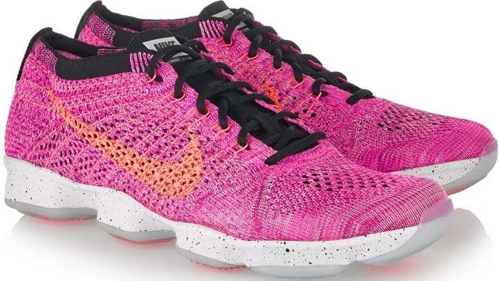 Nike Flyknit Zoom Agility Pink