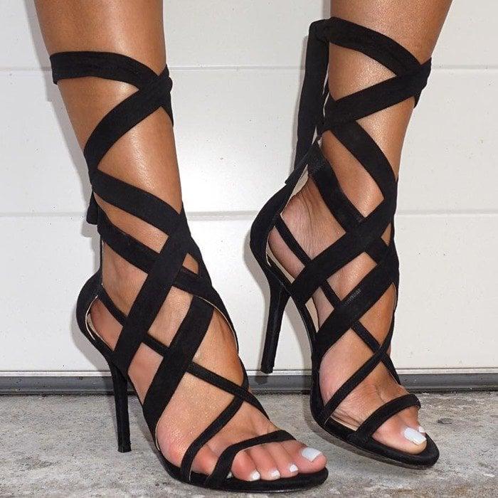 Nine West Rustic Sandals