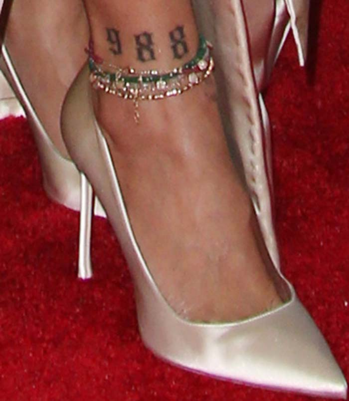 Rihanna Diamond Ball Christian Dior 3