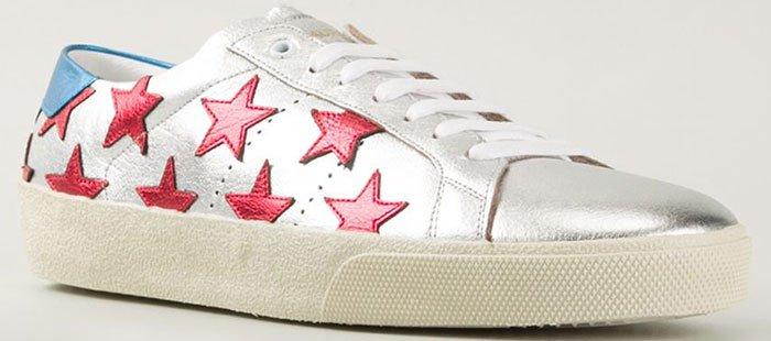 Saint-Laurent-Court-Classic-star-sneakers