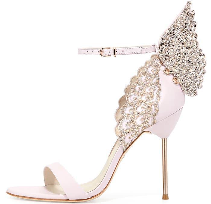 Sophia-Webster-Evangeline-Angel-Wing-Sandals-pink-glitter