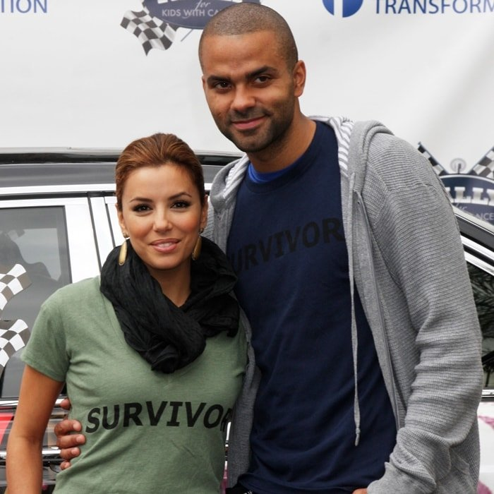 Eva Longoria learned to speak French when engaged to Tony Parker