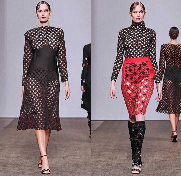 Lamija Suljevic Spring Summer 2016 Dresses