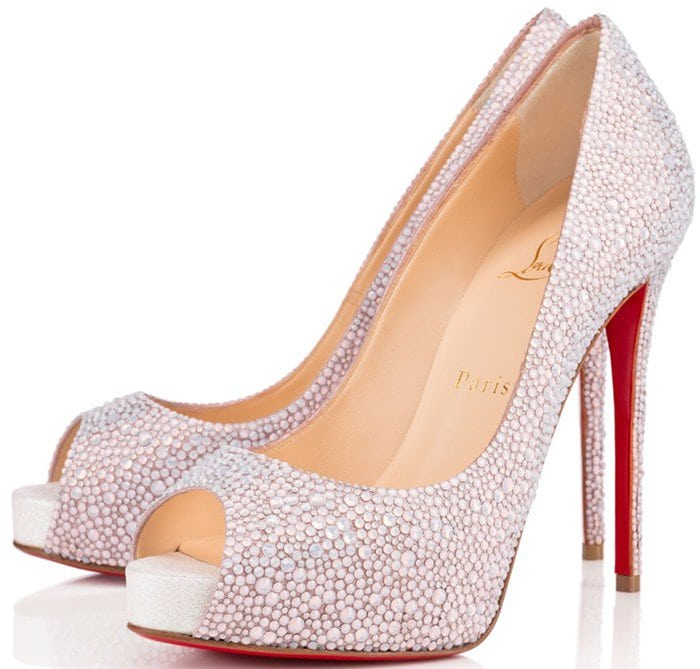 New Very Riche Strass With Rose Opal Crystals