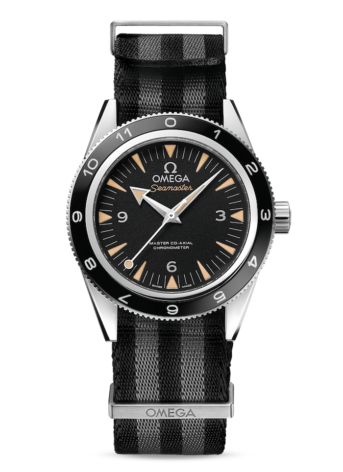 Seamaster 300 Spectre Limited Edition watch