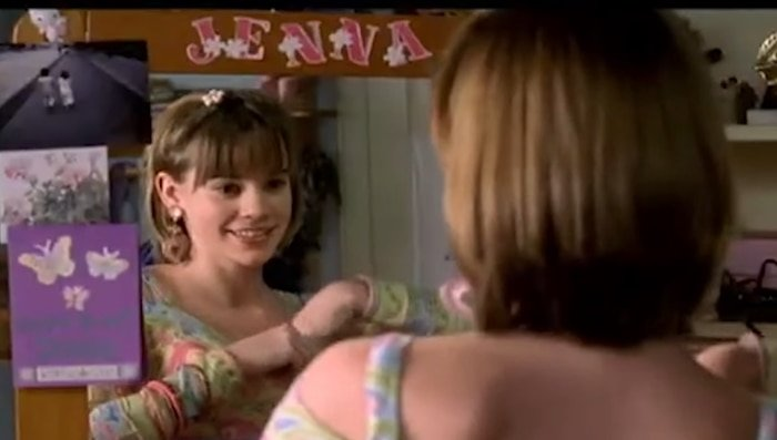 Christa B. Allen starred as young Jenna Rink in 13 Going on 30