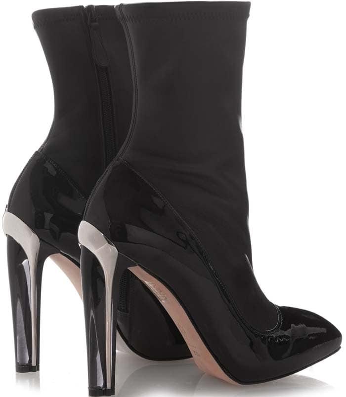 Alexander McQueen Plexi Heels