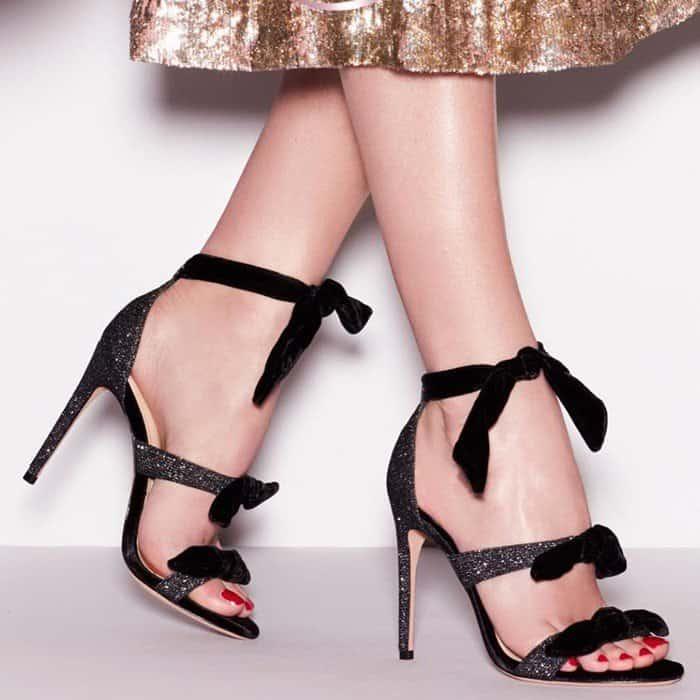 Alexandre Birman Lolita bow-embellished sandals