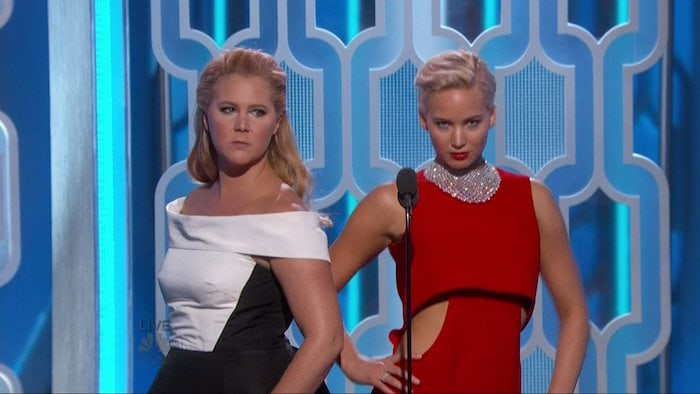 Jennifer Lawrence and Amy Schumer are good friends and even vacationed together in the Hamptons