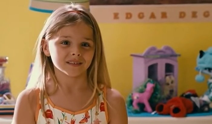 Chloë Grace Moretz has a small role in Big Momma's House 2