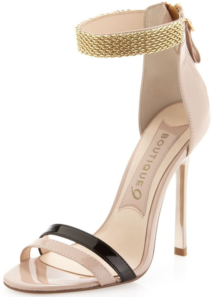 Boutique 9 'Doetzen' Chain-Ankle Sandal