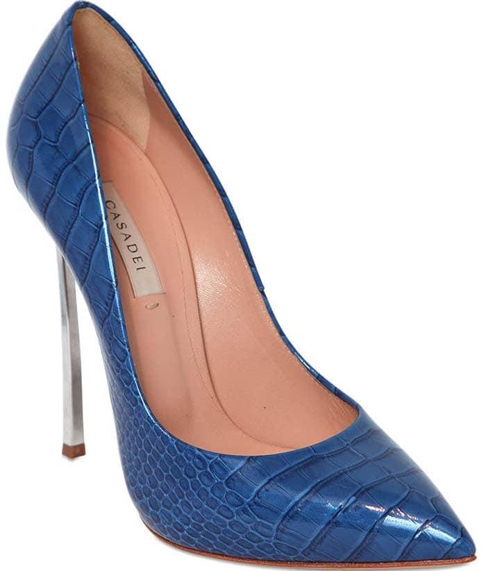 Casadei Blade Reptile Blue