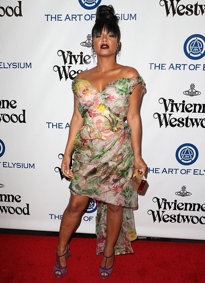 Christina-Milian-Art-of-Elysium-2016-HEAVEN-Gala