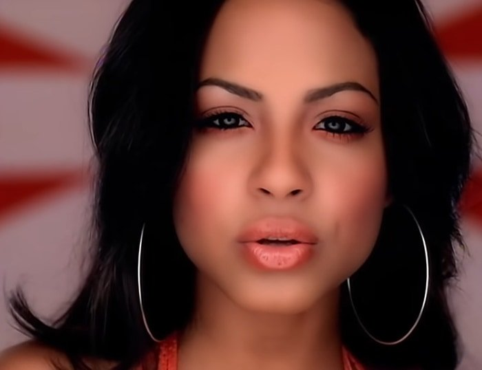 Music video by Christina Milian performing When You Look At Me