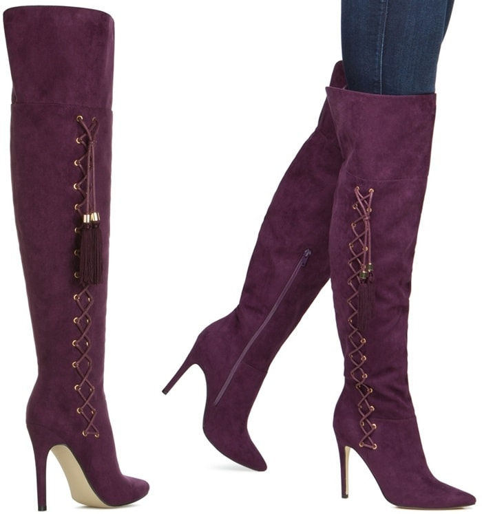 'Dalinda' Over-the-Knee Boots