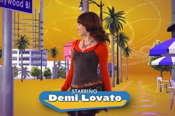 """Demi Lovato starred as Allison Jade """"Sonny"""" Monroe, the titular character and principal protagonist of Sonny With a Chance"""