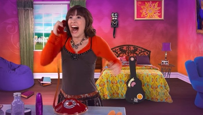 Demi Lovato portrayed the titular character on Sonny with a Chance (2009–2011)