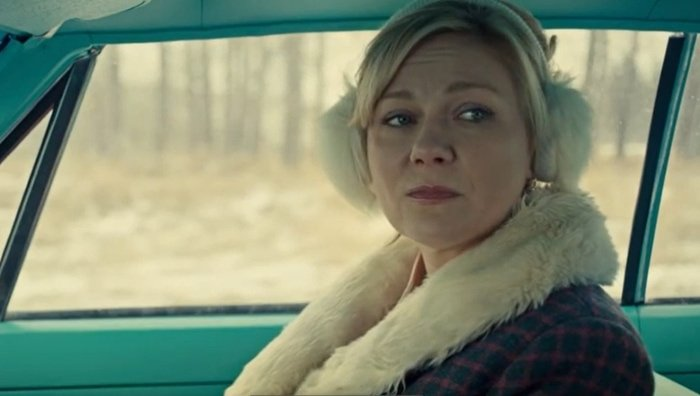 Kirsten Dunst ate pizza and grilled cheese to gain weight for her role in Fargo