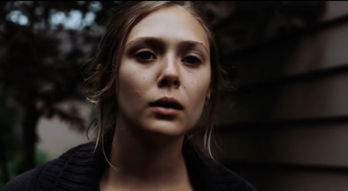 "Elizabeth Olsen as cult member as Martha/Marcy May/""Marlene Lewis"" in Martha Marcy May Marlene"