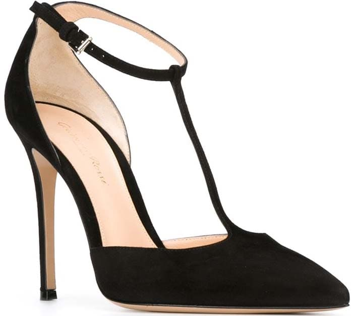 Gianvito Rossi Mary Jane Pumps