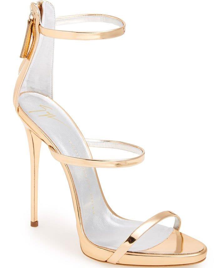 Giuseppe-Zanotti-Coline-Gold-Sandals