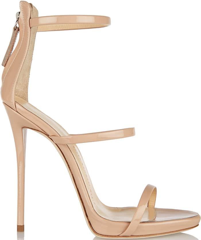 Giuseppe-Zanotti-Nude-Patent-Sandals