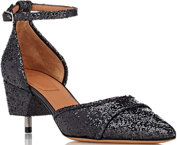 Givenchy Screw-Heel d'Orsay Pumps