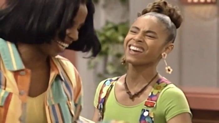 Jada Koren Pinkett Smith starred in the television series A Different World (1991–1993)