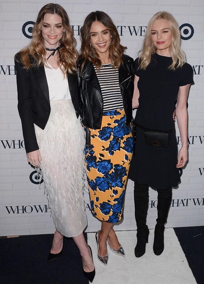 Jaime-King-Jessica-Alba-Kate-Bosworth-Target-Party