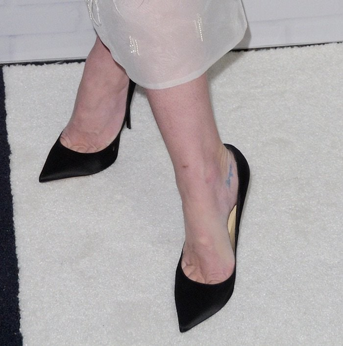 Jaime King WWW target shoes