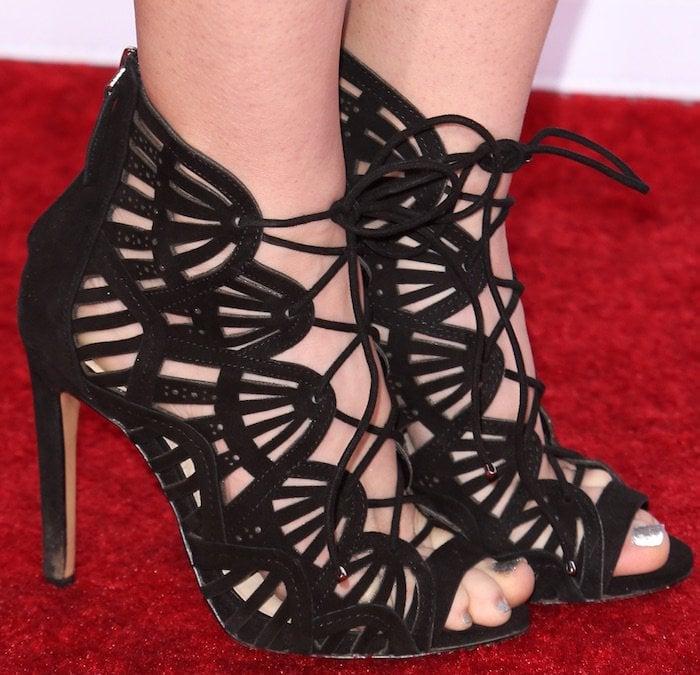 Jenna Willis ACS premiere shoes