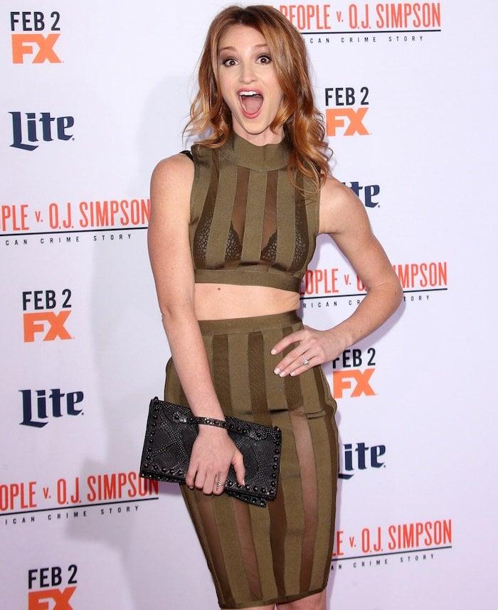 Jenna Willis ACS premiere2