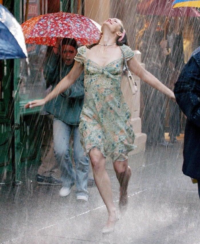 Jennifer Garner was 31-years-old when filming 13 Going on 30