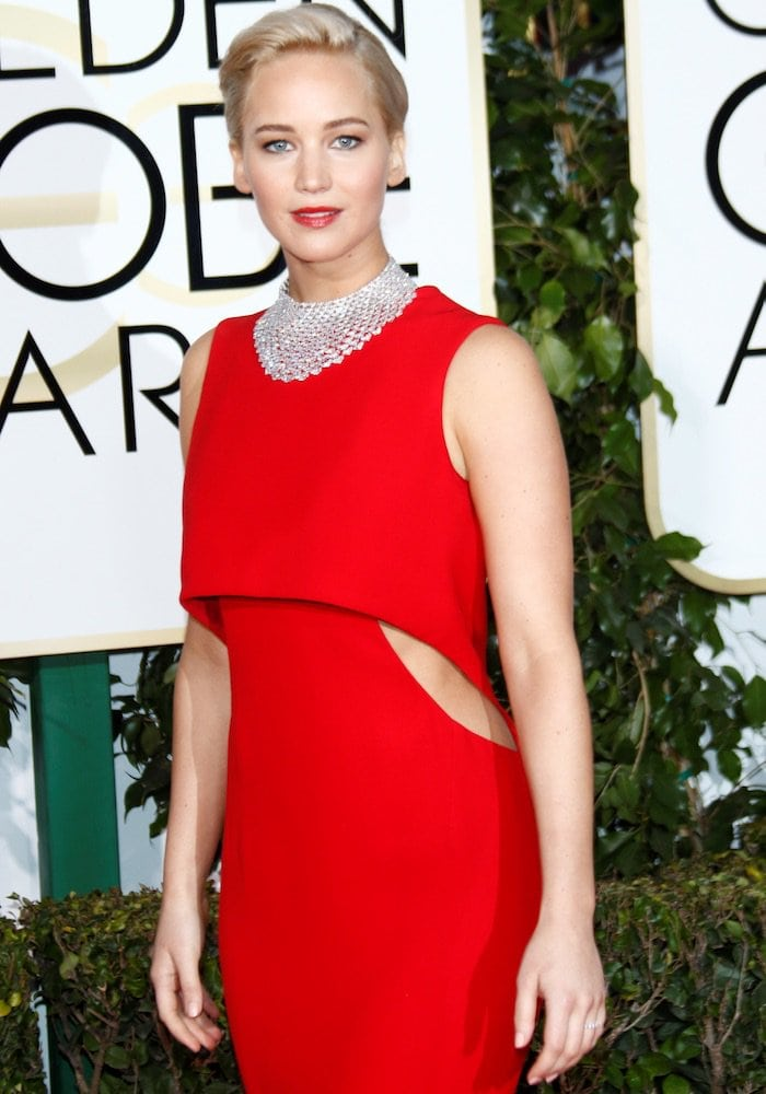 Jennifer Lawrence Golden Globes 2016c