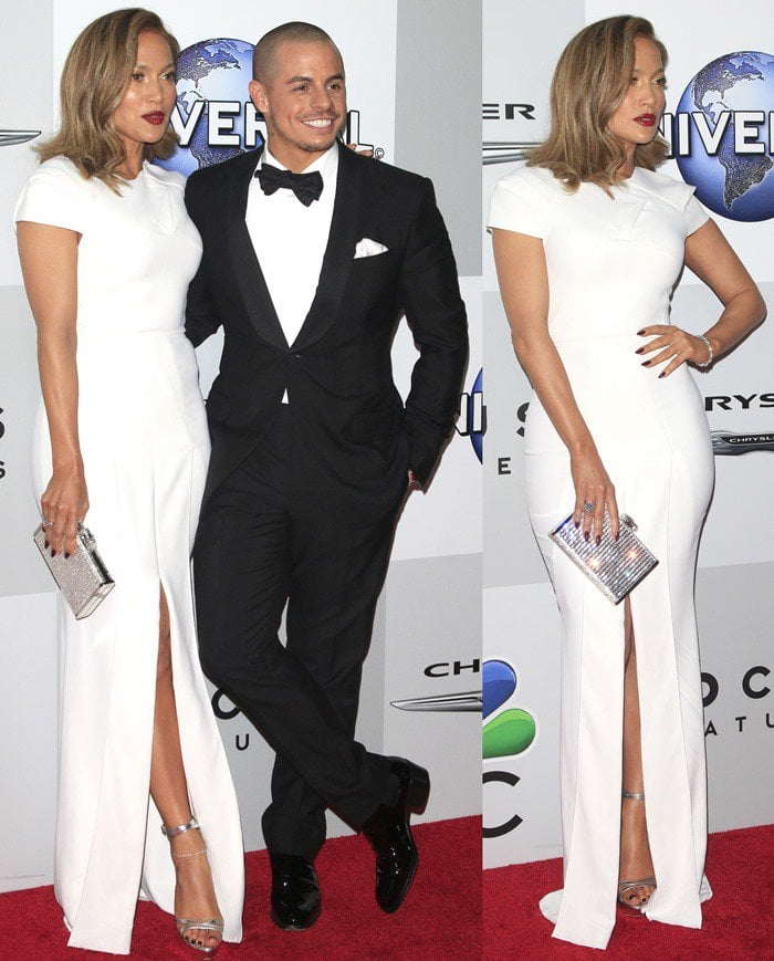 NBC and Universal's 73rd Annual Golden Globes after party