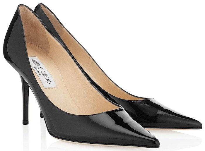 Jimmy Choo Agnes pumps
