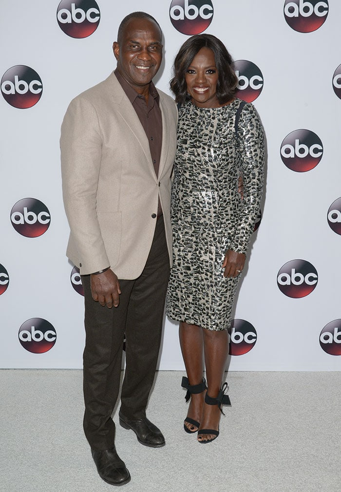 Julius Tennon and his wife Viola Davis met for the first time on the set of City of Angels