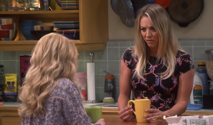 Kaley Cuoco was 33-years-old when the last episode of The Big Bang Theory aired in 2019