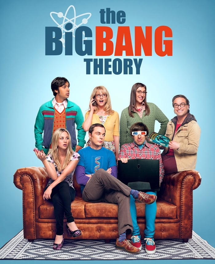 Kaley Cuoco was 21-years-old when The Big Bang Theory first aired in 2007
