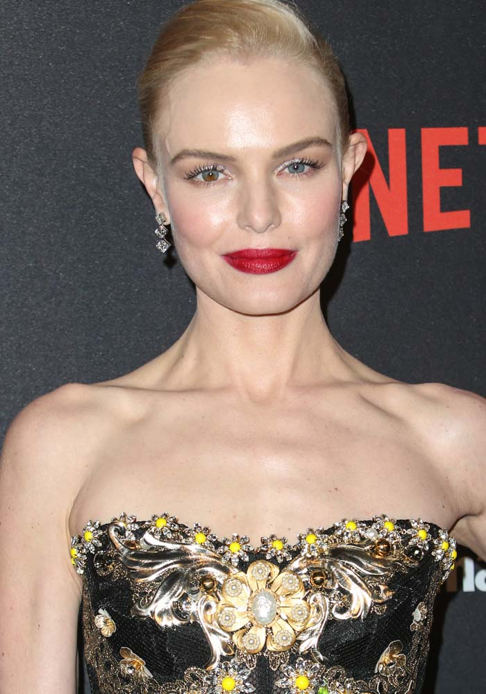 Kate Bosworth Golden Globes After Party Dolce Gabbana 1