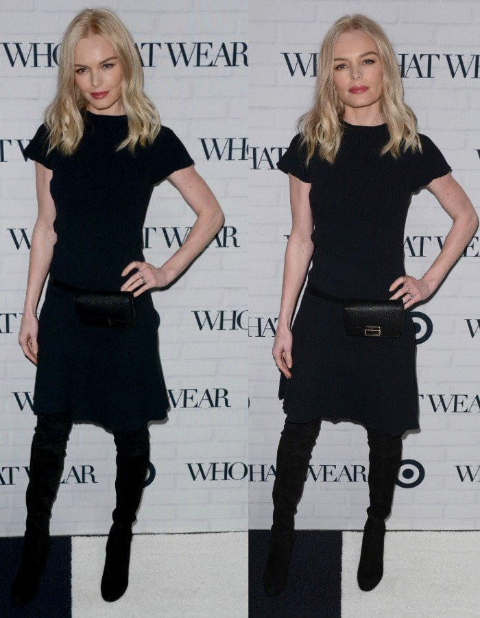 Kate Bosworth WhoWhatWear Target Launch 1