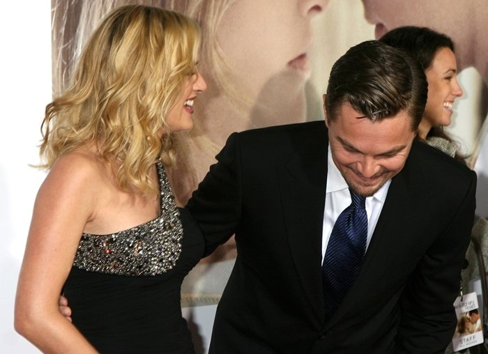 Best friends Kate Winslet and Leonardo DiCaprio have been inseparable since starring in Titanic