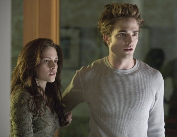Kristen Stewart picked Robert Pattinson for the role of Edward Cullen in Twilight