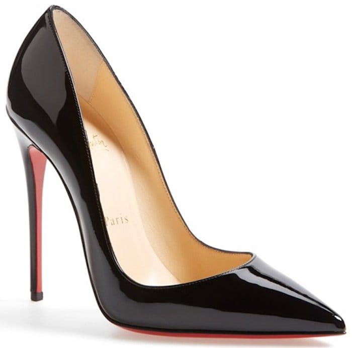 Louboutin so kate pumps