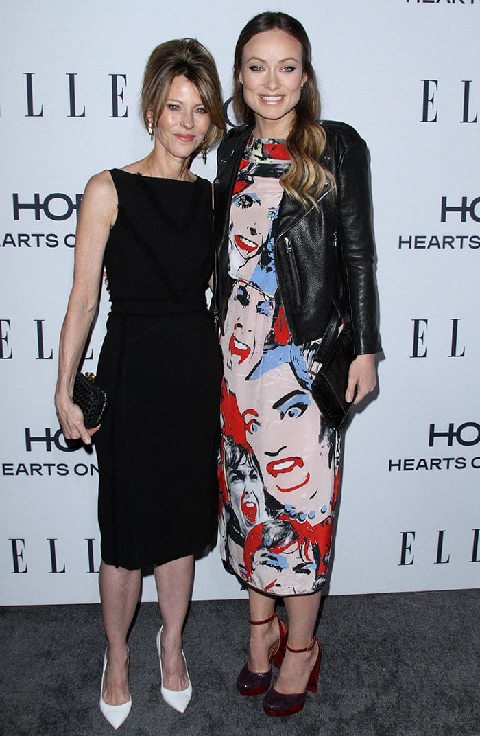Olivia-Wilde-Robbie-Myers-ELLE-Women-In-Television-Celebration